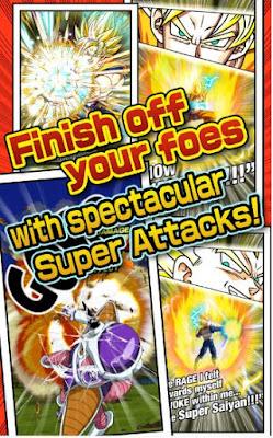 Dragon Ball z Dokkan Battle Mod Infinite Health