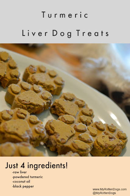 turmeric dog treats
