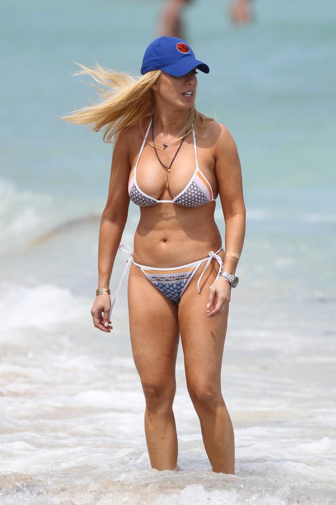 robin south beach nude