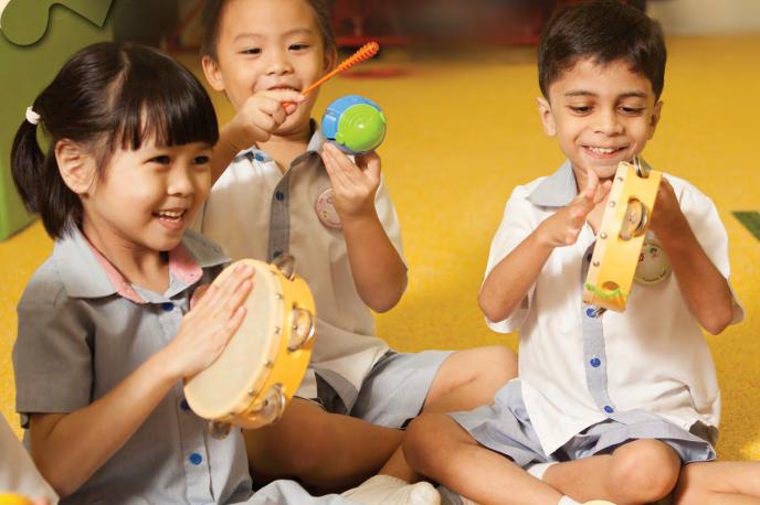 Musik bagi Pendidikan Anak Usia Dini