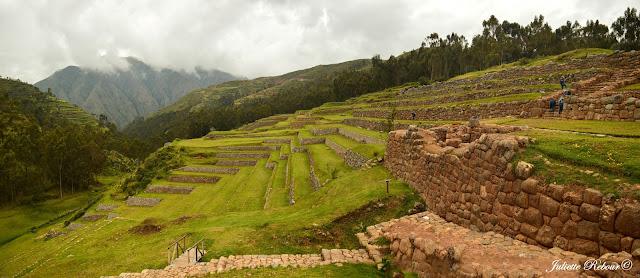 Terrasses Incas, Vallée Sacrée, Pérou