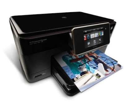 HP Photosmart 5510 Driver Download and Setup