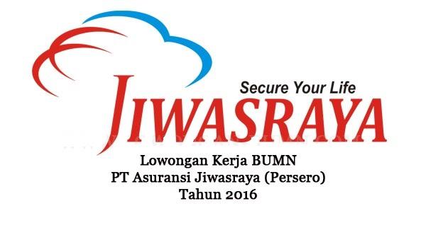 PT ASURANSI JIWASRAYA PERSERO : SELEKSI CALON PEGAWAI TETAP (STAFF) - BUMN, INDONESIA