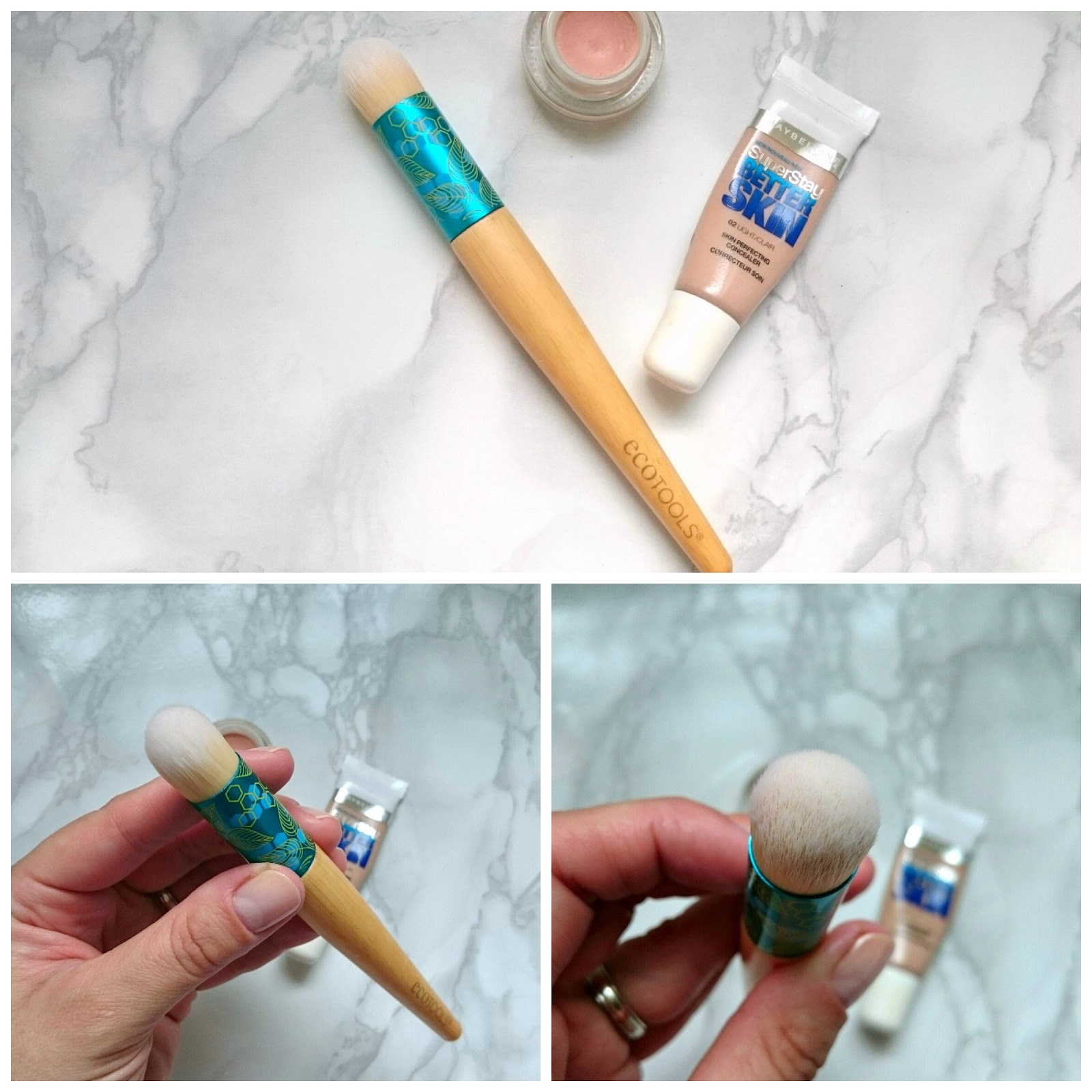 Ecotools Eye Perfecting brush