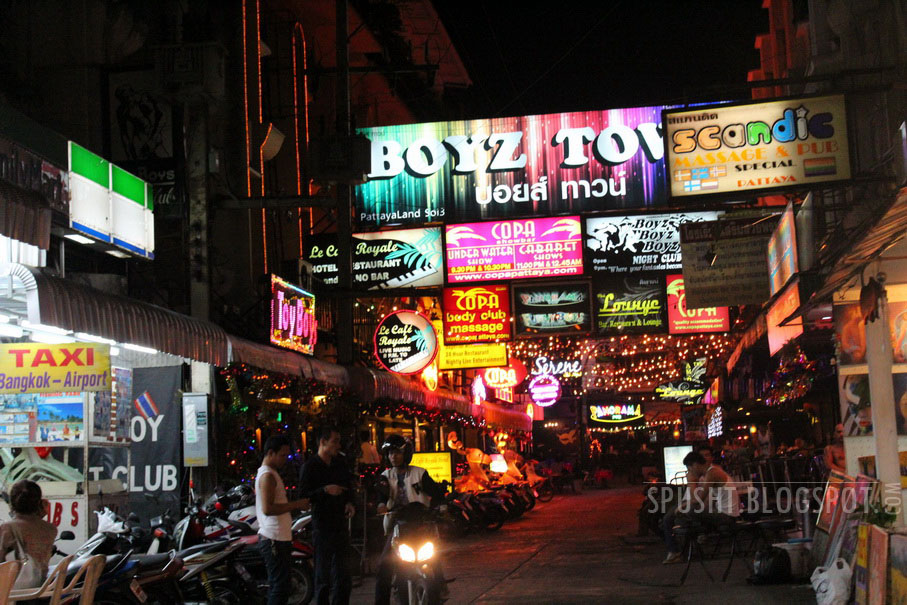 Pattaya Hotel Booking