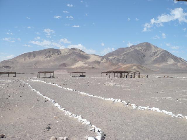 nazca cimitero di Chaucilla
