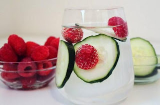 Fruit water cups