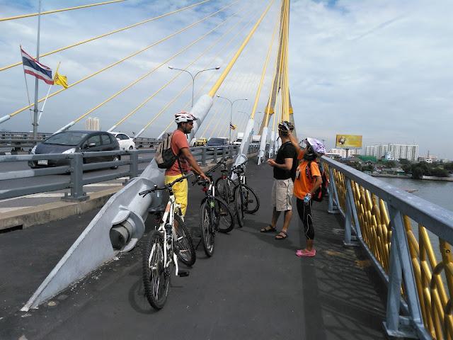 city tour of Bangkok