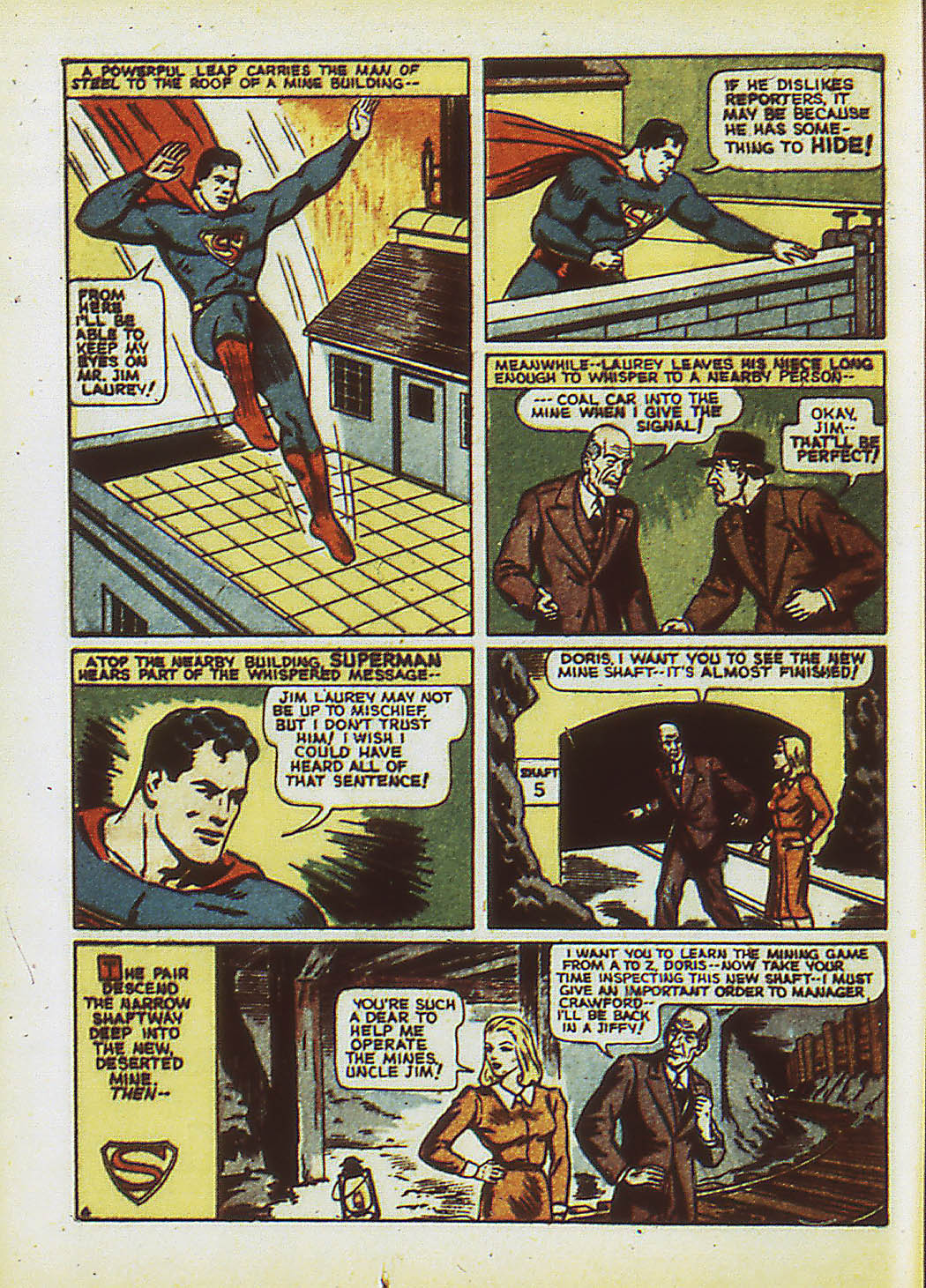 Read online Action Comics (1938) comic -  Issue #34 - 7