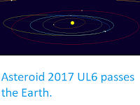 http://sciencythoughts.blogspot.co.uk/2017/11/asteroid-2017-ul6-passes-earth.html
