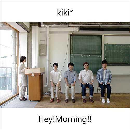 [Single] kiki* – Hey!Morning!! (2015.05.29/MP3/RAR)