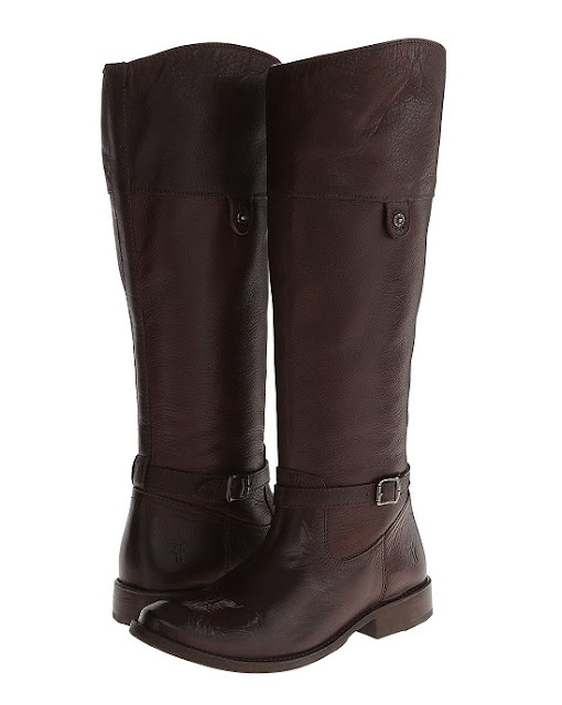 Amazon: Frye Shirley Rivet Tall Boots only $153 (reg $438) + free shipping!
