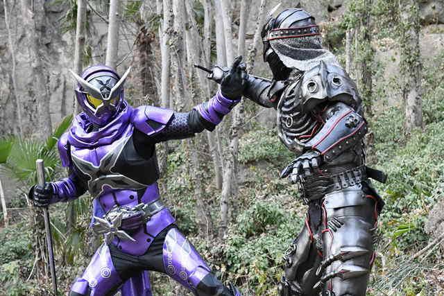RIDER TIME Kamen Rider Ryuki & Kamen Rider Shinobi