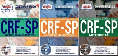 Concurso CRF-SP 2017