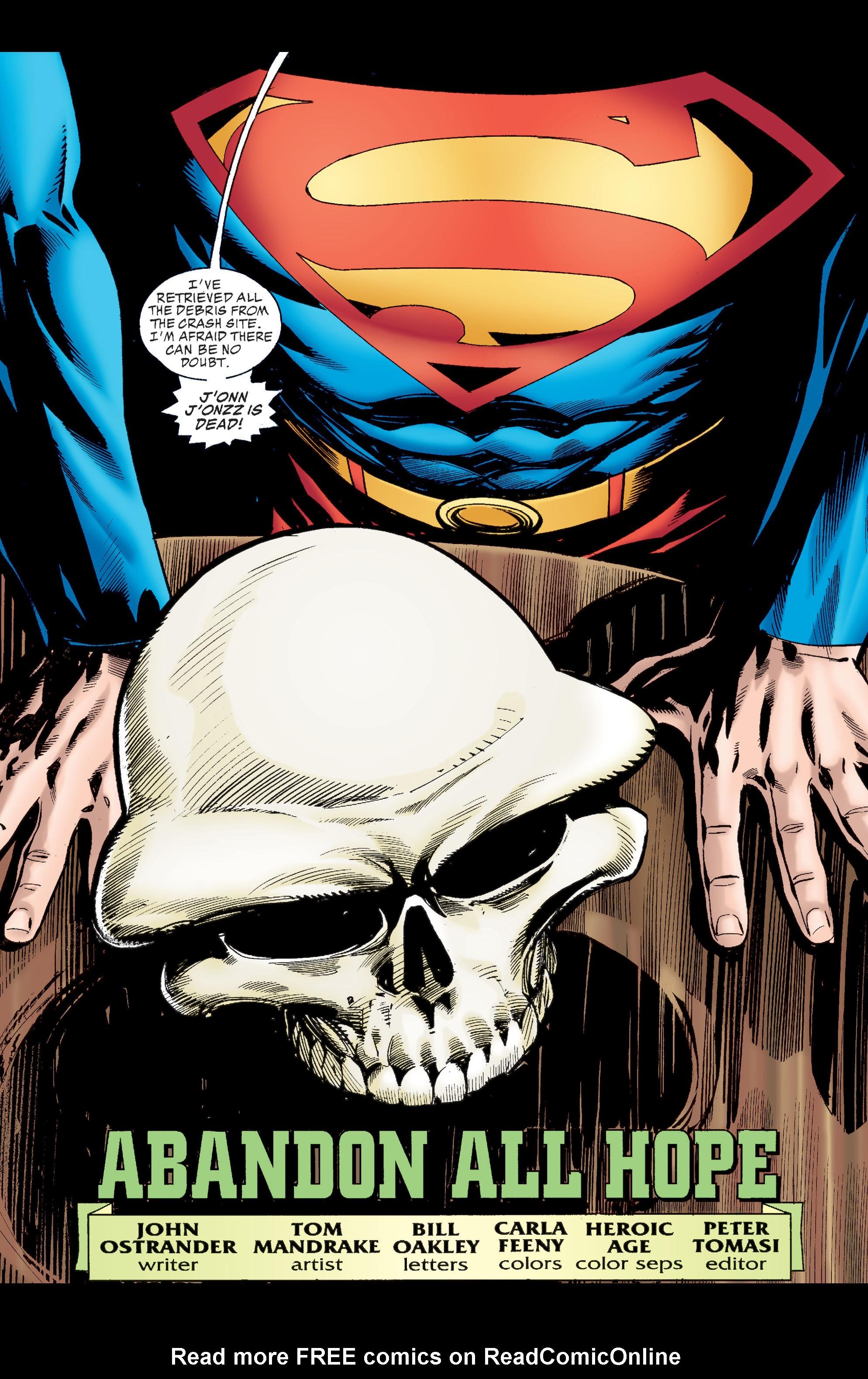 Read online Martian Manhunter: Son of Mars comic -  Issue # TPB - 190