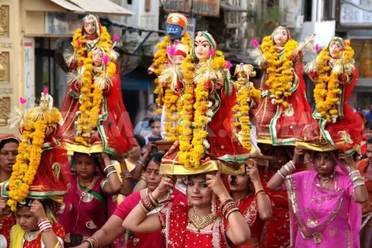 Gangaur Festival Images 2018