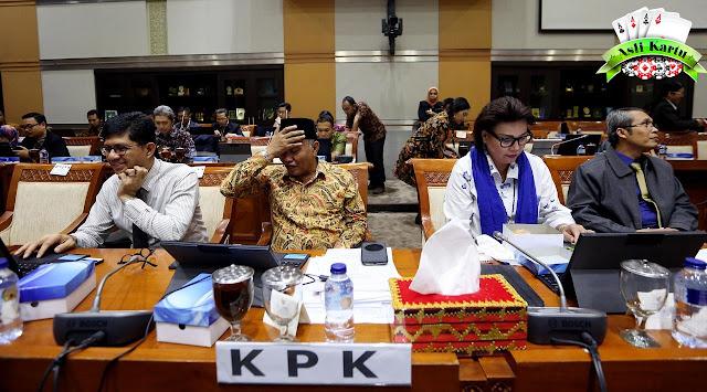 KPK Usut Dugaan Korupsi Gedung MK yang Libatkan Komisi III DPR