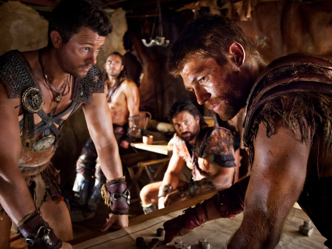 Spartacus: Blood and Sand - Season 3 Episode 1 Online for ...