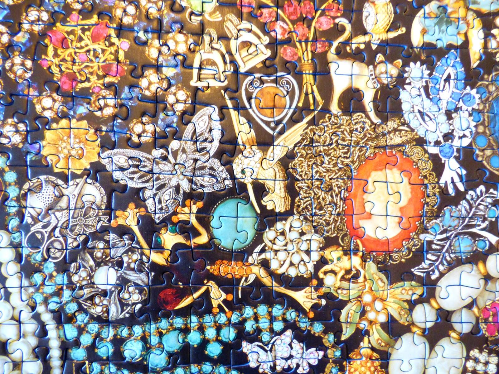 Jigsaw puzzles fetish pics 17