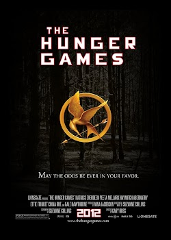 The Hunger Games Hollywood Movie 2012 Online Jennifer Lawrence Josh Hutcherson First Look Poster