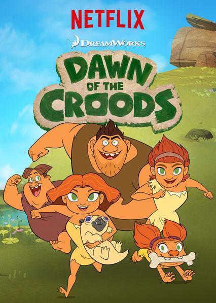 Croods, O Início 1ª Temporada