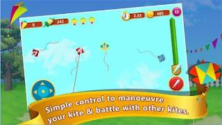 Game Sankal Kite King Apk