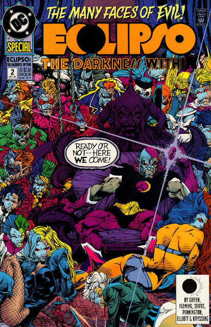 Best Event Ever! Eclipso: The Darkness Within #2 (Oct. 1992)