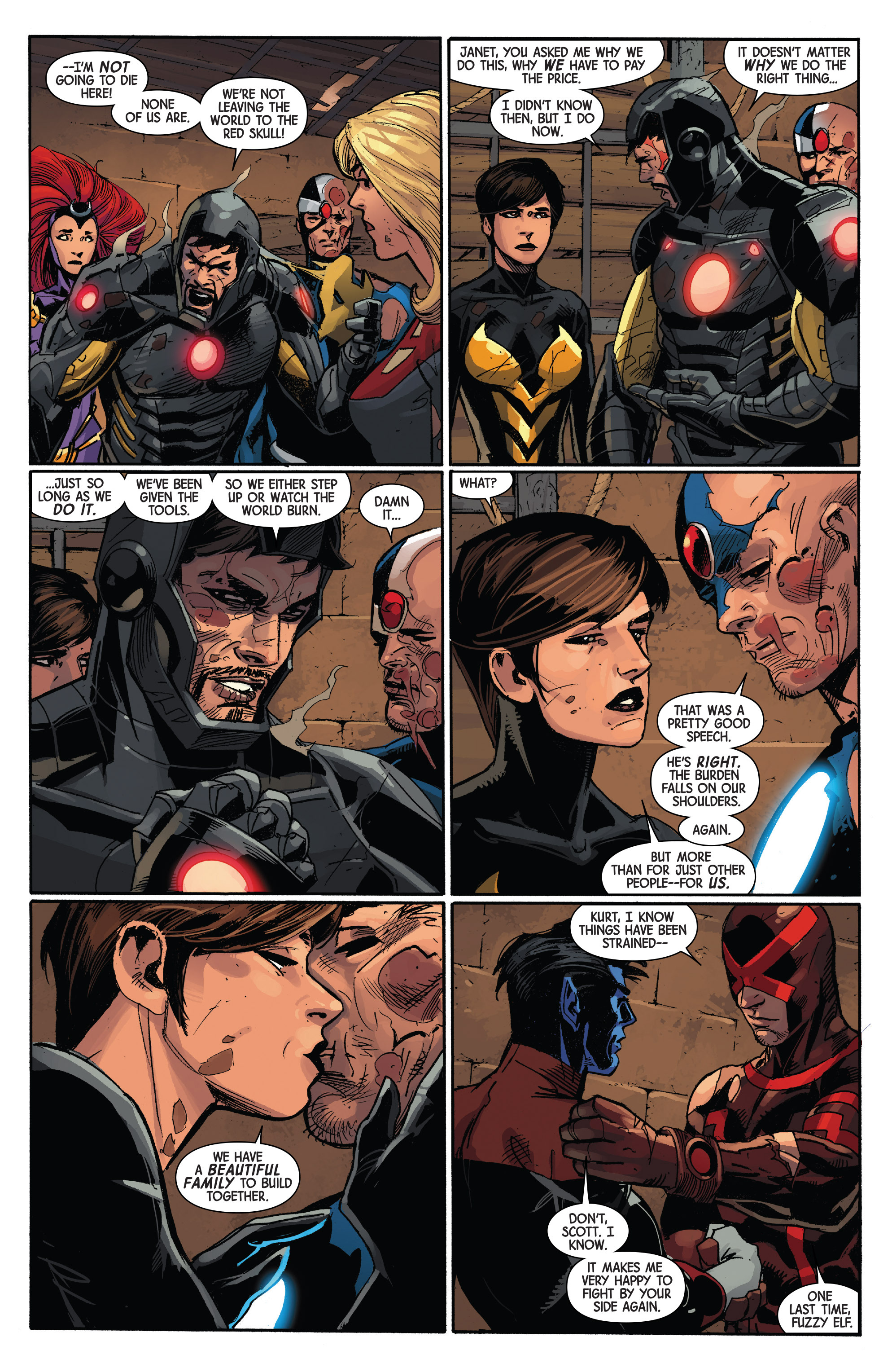 Read online Avengers & X-Men: AXIS comic -  Issue #2 - 18