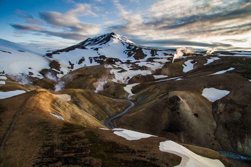 Kerlingarfjöll - 40 Reasons To Visit Iceland With A Drone