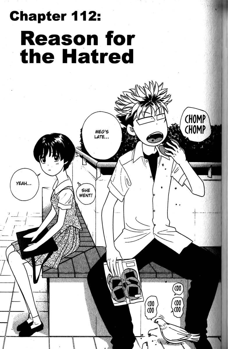 Tenshi na Konamaiki Chapter 112 Reason for the Hatred