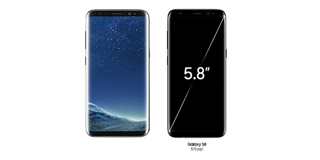 Samsung Galaxy S8 64Gb Unlocked Phone