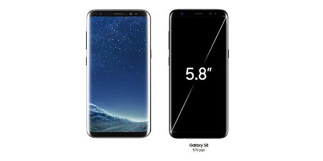Samsung Galaxy S8 64Gb Unlocked Phone