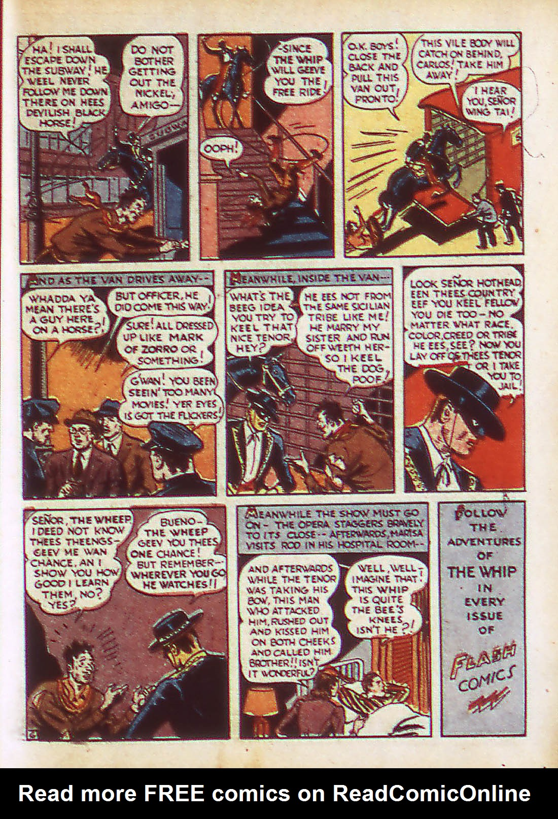 Flash Comics issue 22 - Page 43