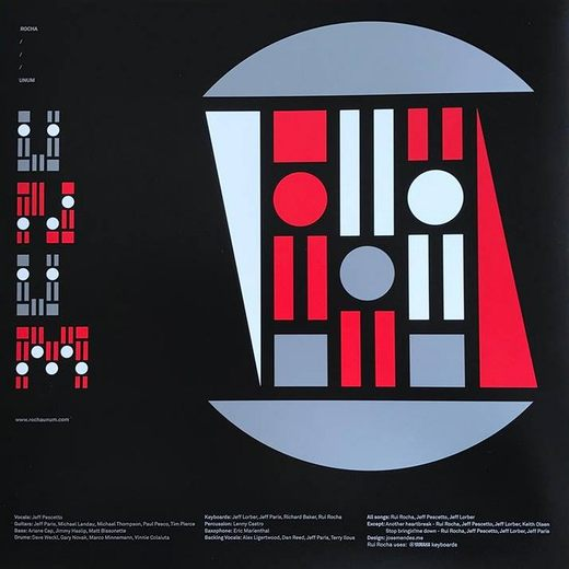 ROCHA - Unum (2017) inside