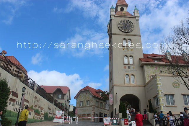 A Day Trip to Switzerland in Korea at Edelweiss Swiss Theme Village
