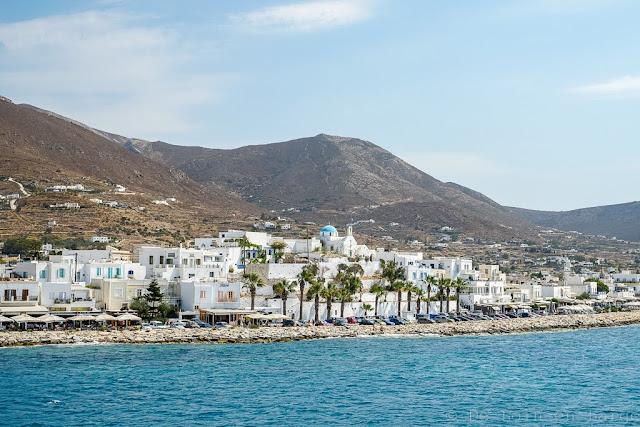 Parikia-Paros-Cyclades-Grèce
