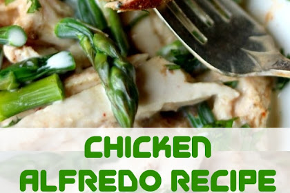 Low Carb Chicken Alfredo Recipe