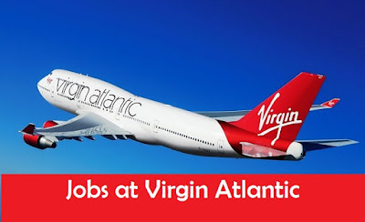 Virgin Atlantic Jobs In UK