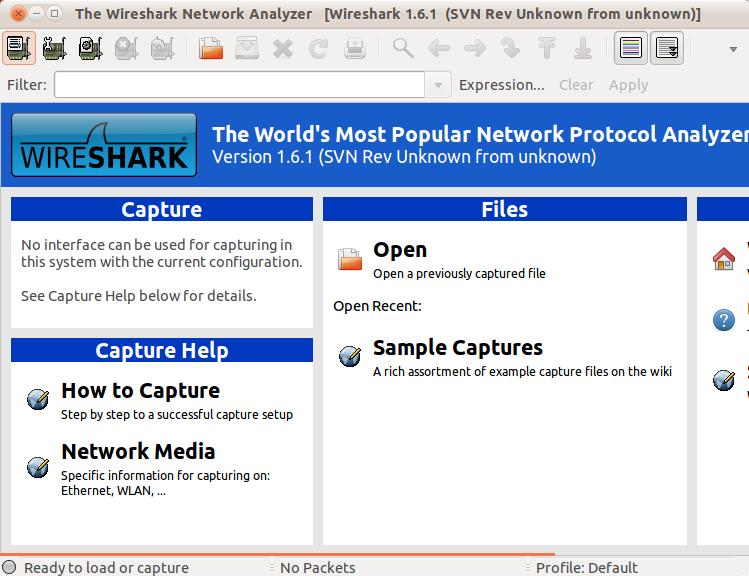 wireshark ubuntu 10.04