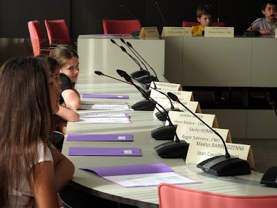 GRAND-QUEVILLY. Dernière assemblée plénière du Conseil des Jeunes avant les vacances d'été.