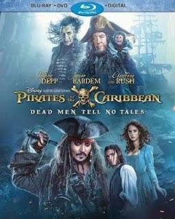 Pirates Of The Caribbean Dead Men Tell No Tales 2017 BluRay 1080p 2.2GB Dual Audio [Hindi - English] AC3 5.1 MKV