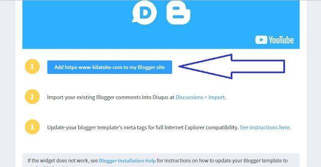 Cara Mudah Membuat Komentar Disqus Serta Mendapatkan Shortname Disqus Di Blog blogspot terbaru
