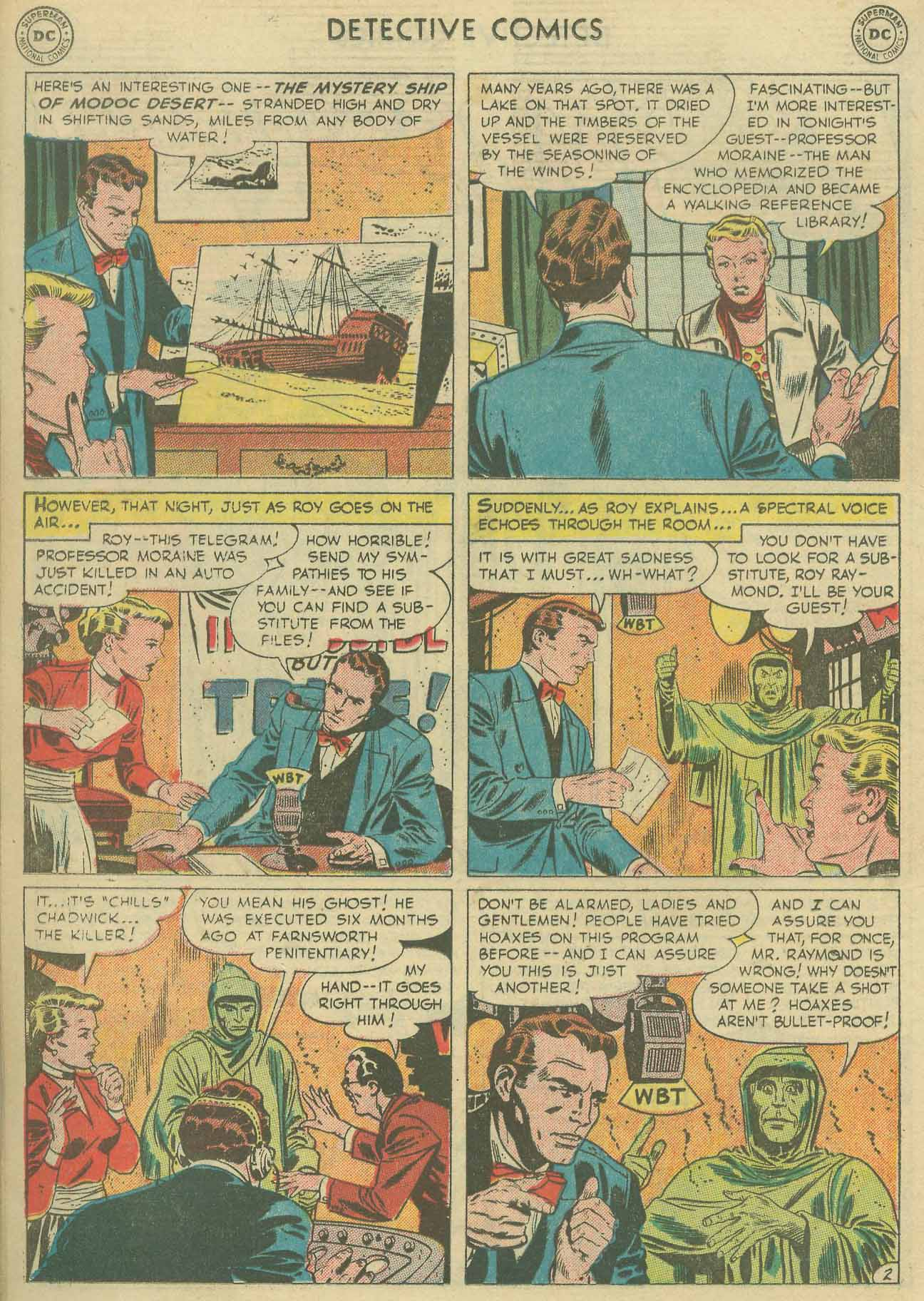 Detective Comics (1937) 175 Page 25