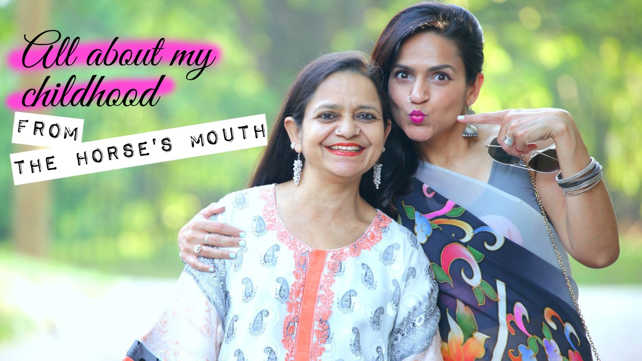 About My Childhood, YouTube, Vlogging, Gabbing With Tanvi, Tanvii.com