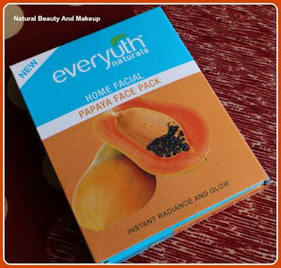 Everyuth Papaya Face Pack