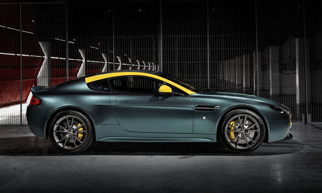 Aston Martin Vantage GT - Cheap new supercars