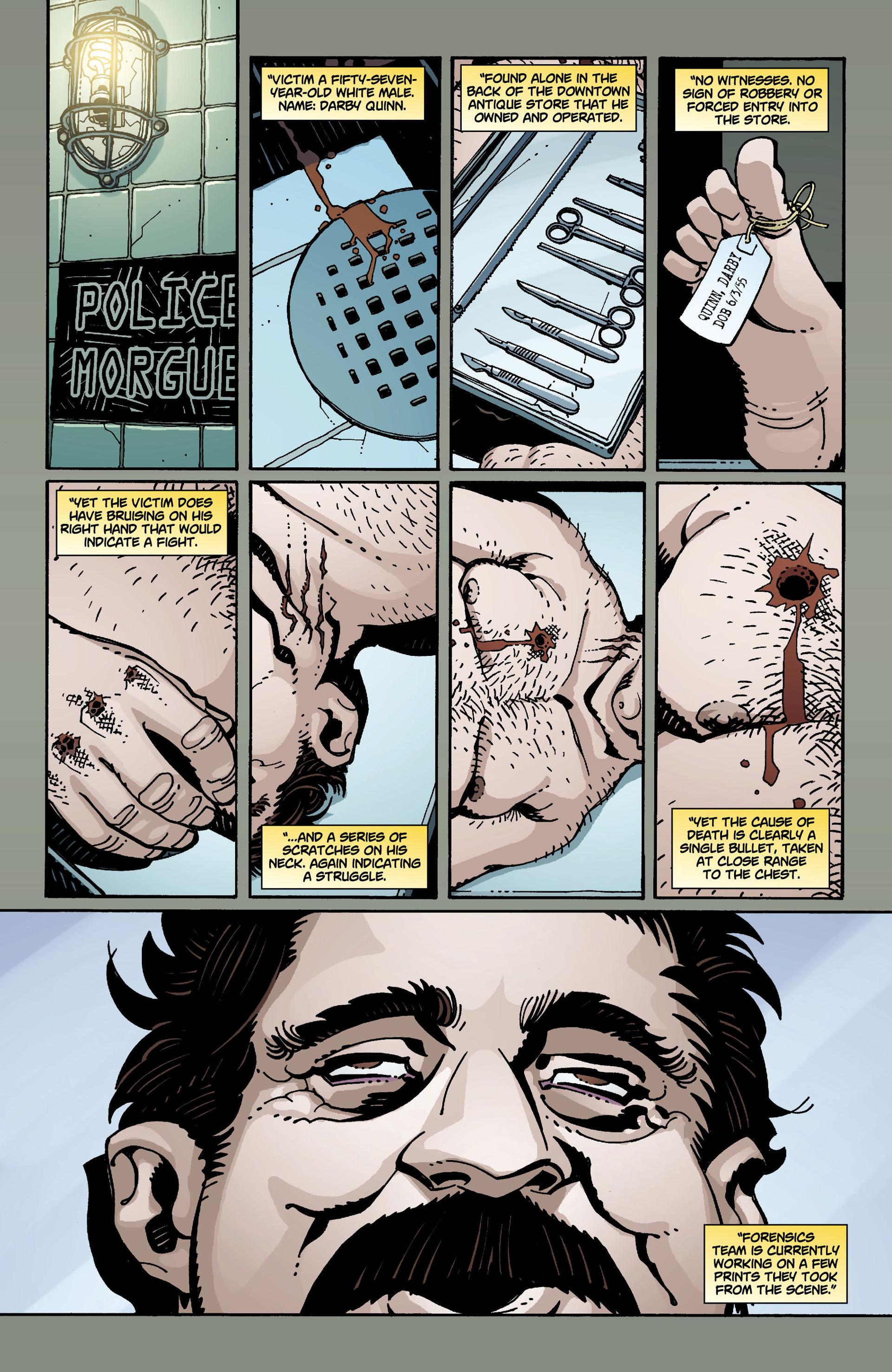 Read online National Comics: Eternity comic -  Issue # Full - 9