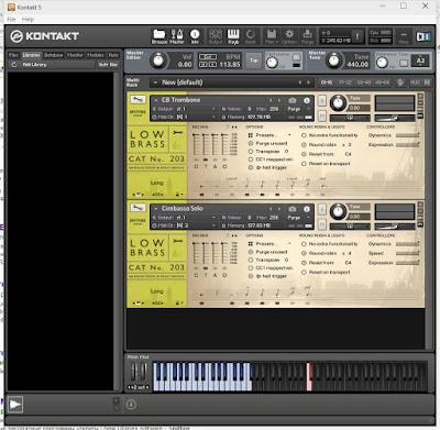 Spitfire Audio – BML Low Brass (KONTAKT)