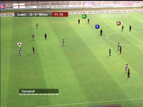 تحميل لعبة كرة القدم فيفا 4 - FIFA 2004
