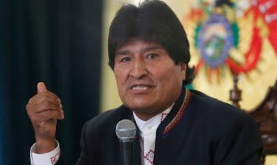 """Morales asegura que condena a los 9 es una """"página negra de la justicia chilena"""""""